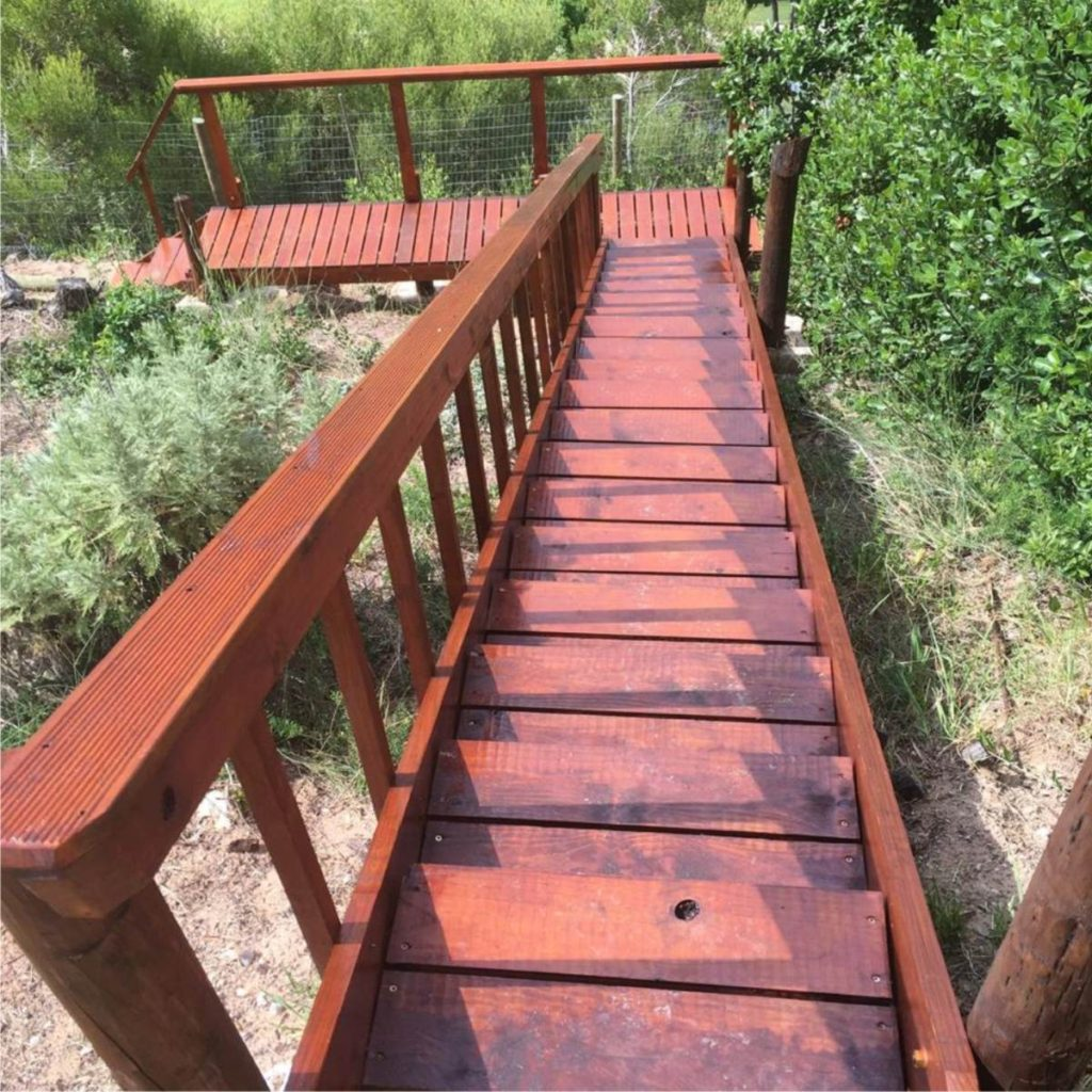 Custom Staircases and Walkways