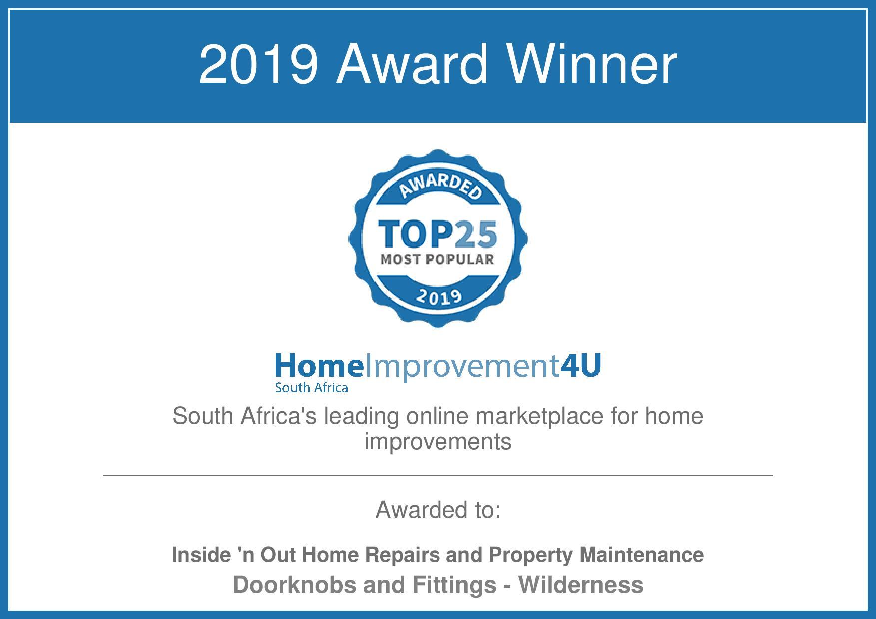 Home Improvement 4 U